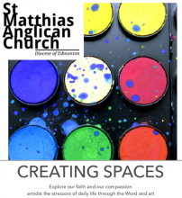 creating spaces graphic paint cans